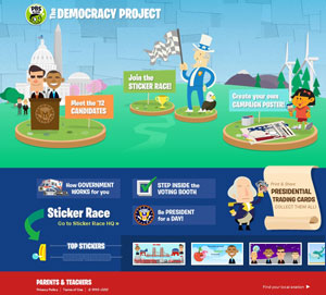 PBS KIDS: The Democracy Project