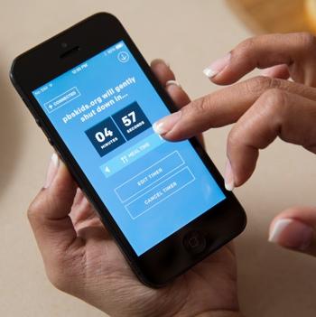 PBS KIDS Super Vision app in hands