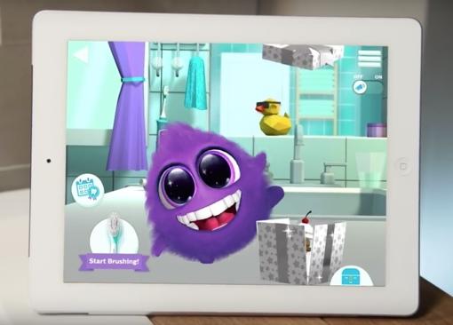 Sonicare for Kids app