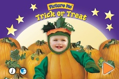 Picture Me Trick or Treat