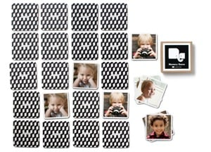 Pinhole Press Photo Memory Game