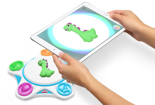 Techlicious Gift Guide: Play-Doh Touch Shape to Life Studio