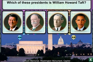 Presidents vs Aliens