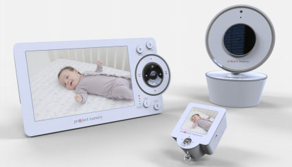 New York Baby Show Top Pick: Project Nursery Baby Monitor System