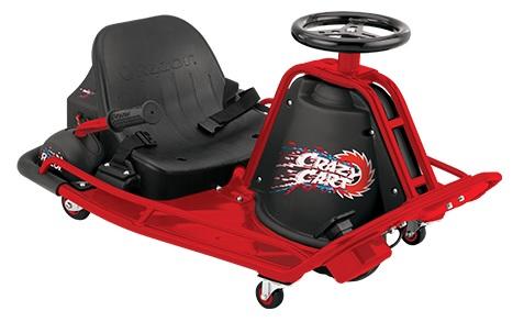 Razor Crazy Cart A Drifting Cart For Kids Techlicious