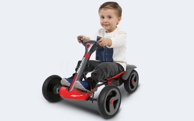Rollplay FLEX Kart 6V
