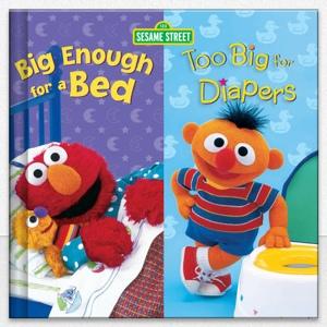 Sesame Street e-book