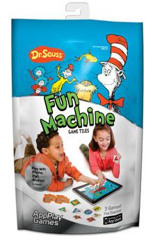 Dr. Seuss AppPlay games