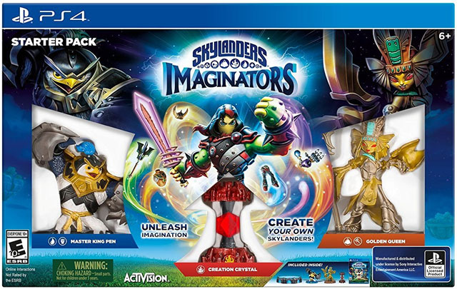 Techlicious Gift Guide: Skylanders Imaginators