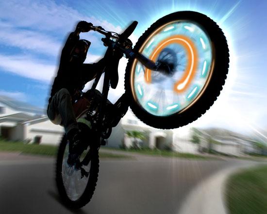 SkyRocket Gyro Flasher