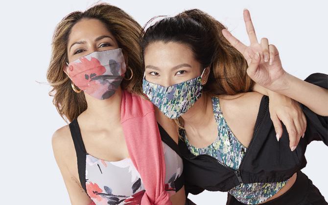SnapStyle Printable Masks