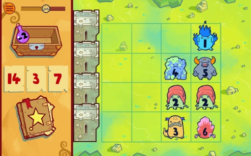 The Counting Kingdom gameplay