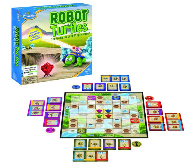 Think Fun Robot Turtles