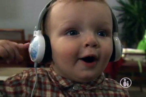 Prevent Headphones from Damaging Your Child's Hearing
