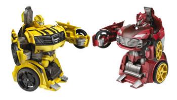 Transformer Prime RC robots