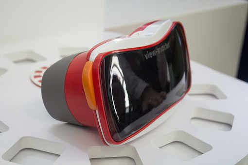 Techlicious Gift Guide: View-Master Virtual Reality Starter Pack, ages 9+