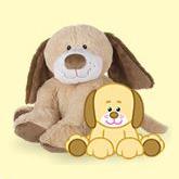 Webkinz Jr. Tan Puppy