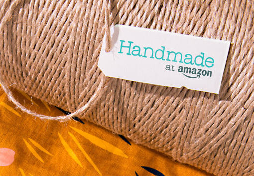 Handmade at Amazon opens to rival Etsy
