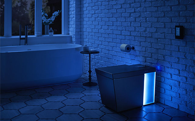 KOHLER Konnect PerfectFill Kit for automatic bath fill