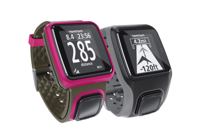 TomTom Runner and TomTom Multi-Sport