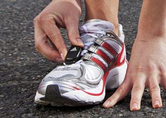 Adidas miCoach stride sensor