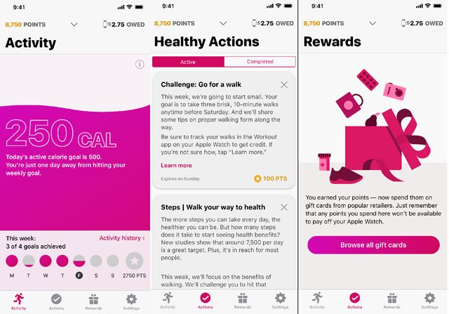 Aetna Will Give You an Apple Watch for Meeting Health Goals