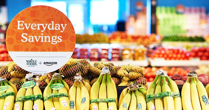 Get Great Discounts at Whole Foods with Amazon Prime
