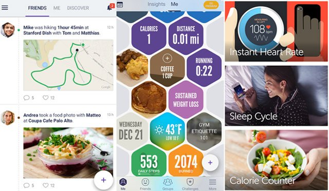The Best Fitness Apps - Techlicious