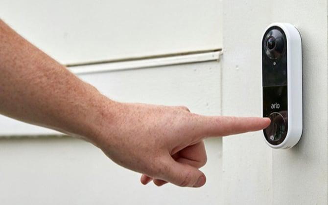 The best video doorbell on a budget: Arlo Video Doorbell