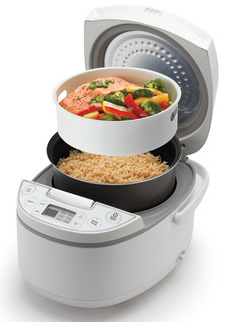 Aroma Rice Cooker, Food Steamer and Slow Cooker ARC-5260