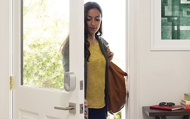 The best value: August smart lock