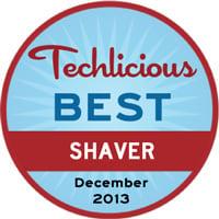 Best Shaver award