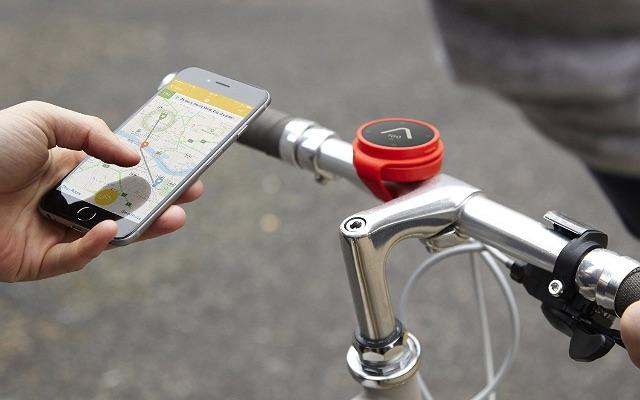 Beeline bike navigation