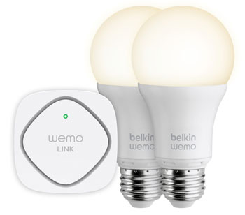 Belkin Wemo Lighting Starter Set