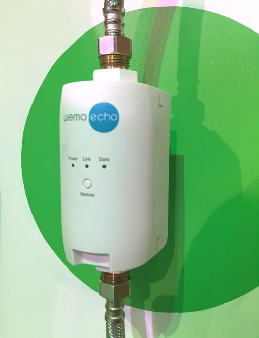 Belkin WeMo Water with Echo Technology