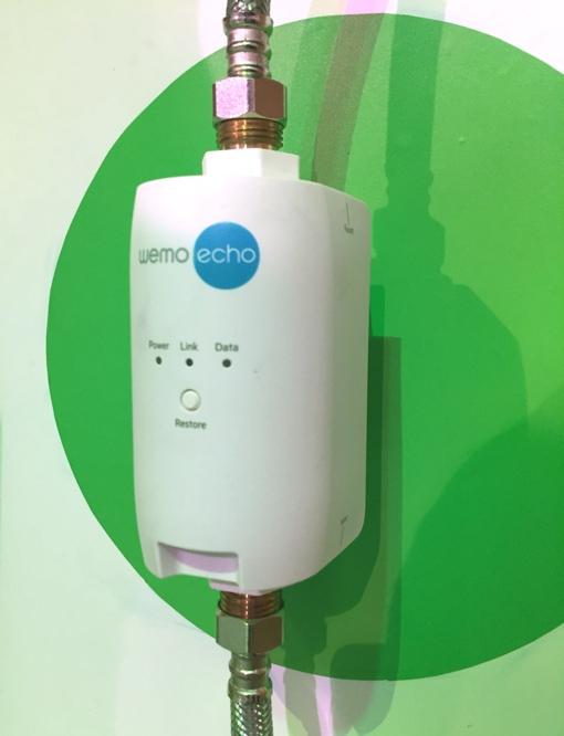 Belkin WeMo Water with Echo Technology