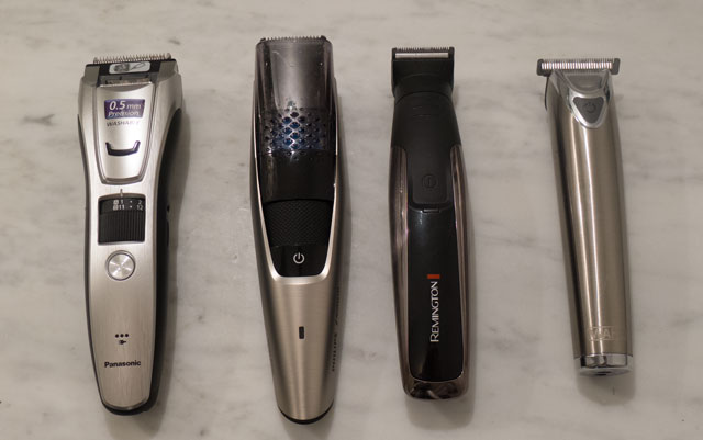 Techlicious Best Beard Trimmer test group