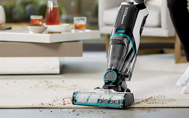 For everyday messes: Bissell CrossWave Cordless Max