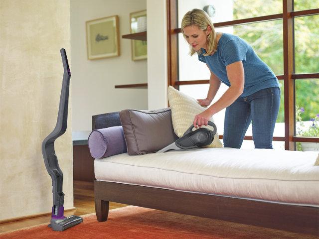 BLACK+DECKER cordless vacuum