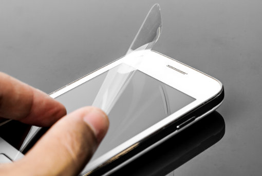 Phone protector screen