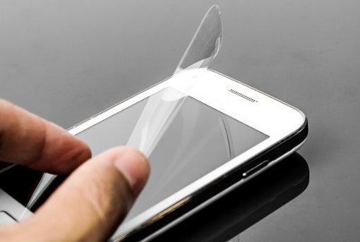 Phone protector screen