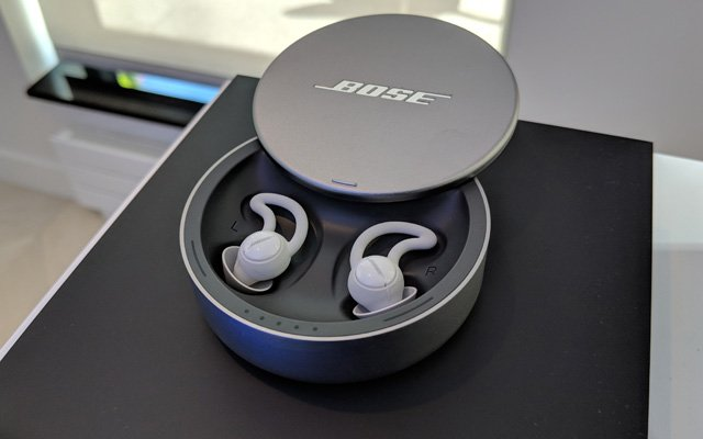 Bose Sleepbuds charging case