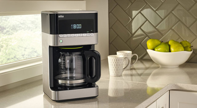 Coffeemaker: Braun Brew Sense Drip Coffee Maker