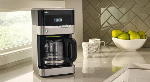 Coffeemaker: Braun Brew Sense Drip Coffee Maker