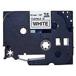 Brother TZFX231 White Flexible ID Tape