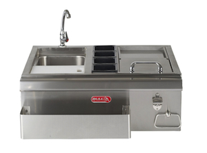 Bull Outdoor Drop-in Sink