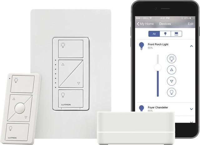 Caseta Wireless Smart Lighting Kit