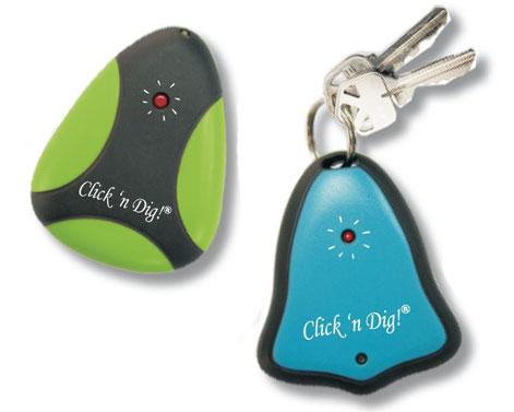 Click 'N Dig! Key Finder