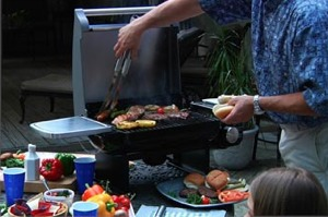 Cuisinart All-Foods Portable Outdoor Grill