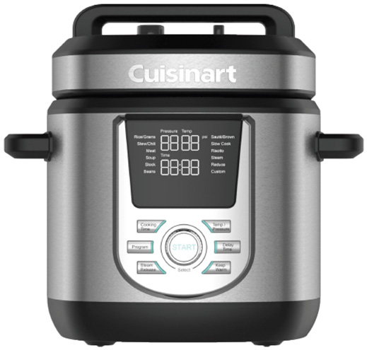 Cuisinart CPC-900 High-Pressure Multi-Cooker